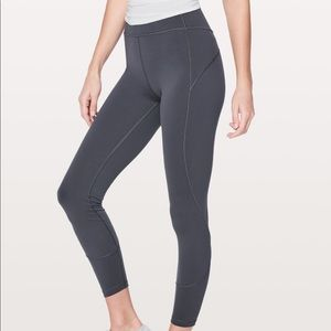 NWT Lululemon In Movement 7/8 Tight (4) DKSH